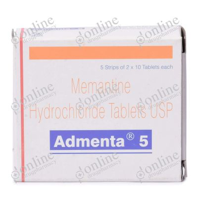 Admenta 5 mg-Front-view