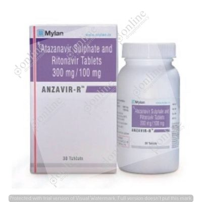 Anzavir-R Tablet