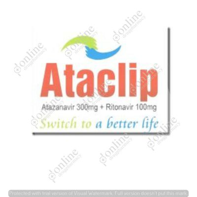 Ataclip 300 mg/100 mg Tablet