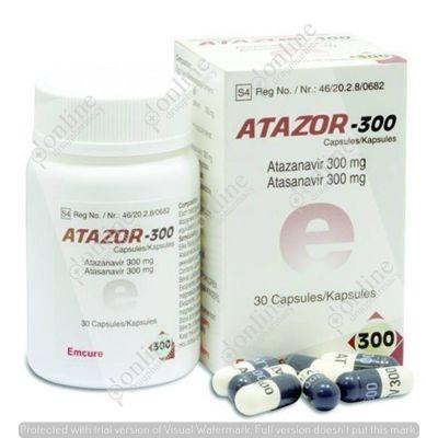 Atazor 200 mg Capsule