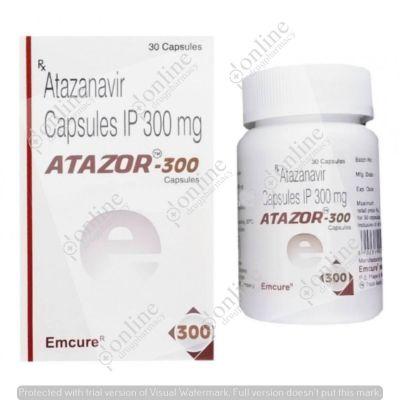 Atazor 300 mg Capsule