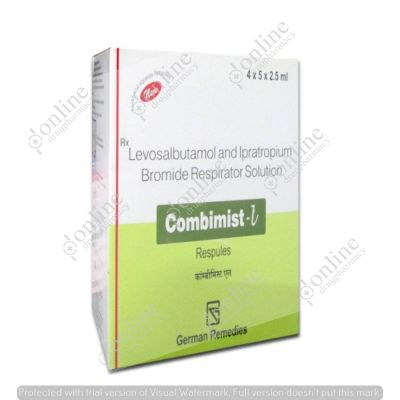 Combimist-L Respules 2.5ml