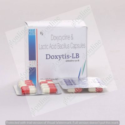 Doxytis LB Tablet