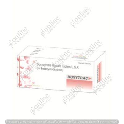 Doxytrac 100 mg Tablet