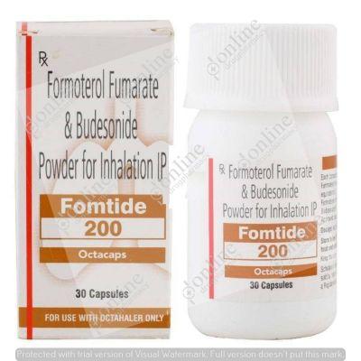 Fomtide 200 Octacap