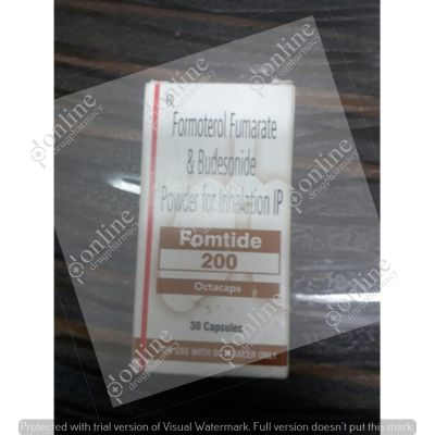 Fomtide 400 Octacaps