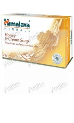 Honey & Cream Soap 75gm