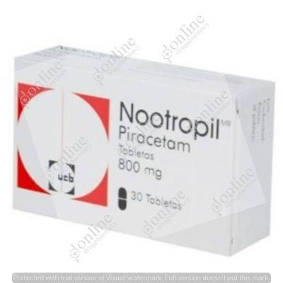 Nootropil 1000 Mg