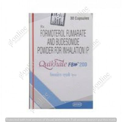 Quikhale FB 200 Powder for Inhalation