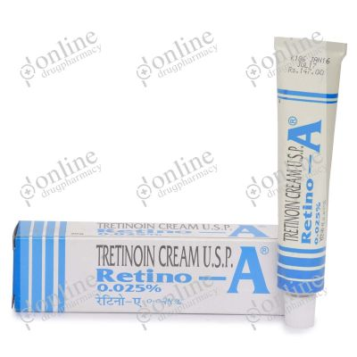 Retino A Cream - 0.025%(20gm)