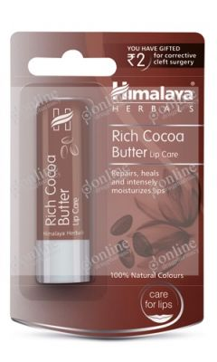 Rich Cocoa Butter Lip Care 4.5gm