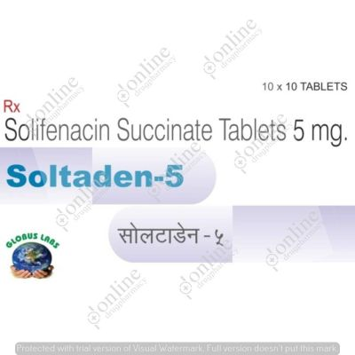 Soltaden 5 mg Tablet