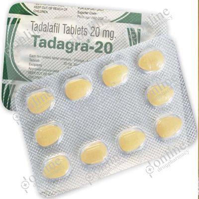 Tadagra 20 mg