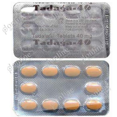 Tadagra 40 mg
