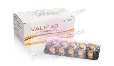 Valif 10 mg Tablet