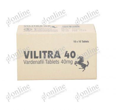 Vilitra - 40mg