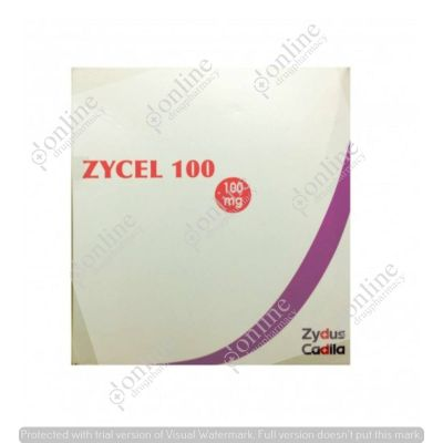 Zycel 100 Capsule