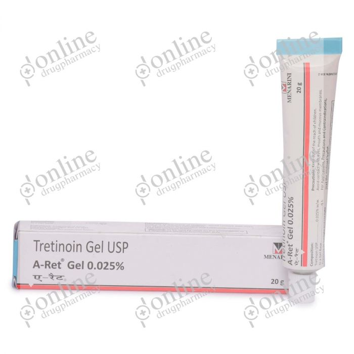 A Ret Gel 0.1% (20 gm)-front-view