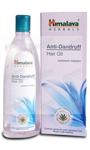 Anti-Dandruff Hair Oil 200ml-front-view