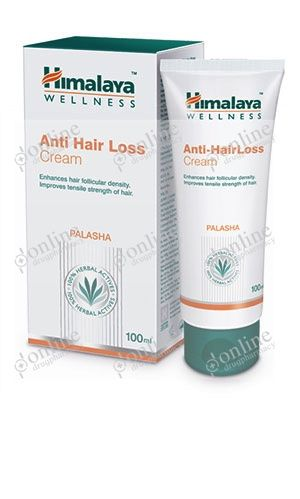 Anti Hair Loss Cream 100ml-front-view
