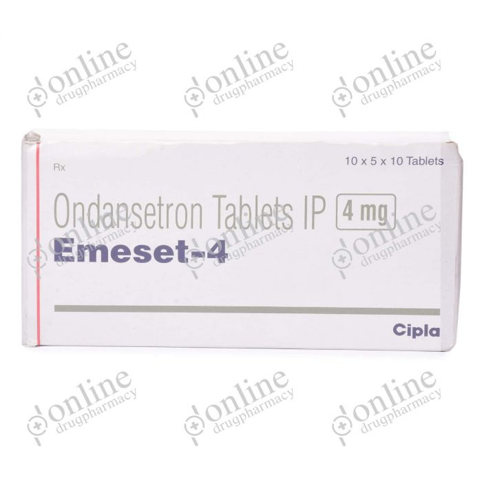 Emeset 4 mg-Front-view
