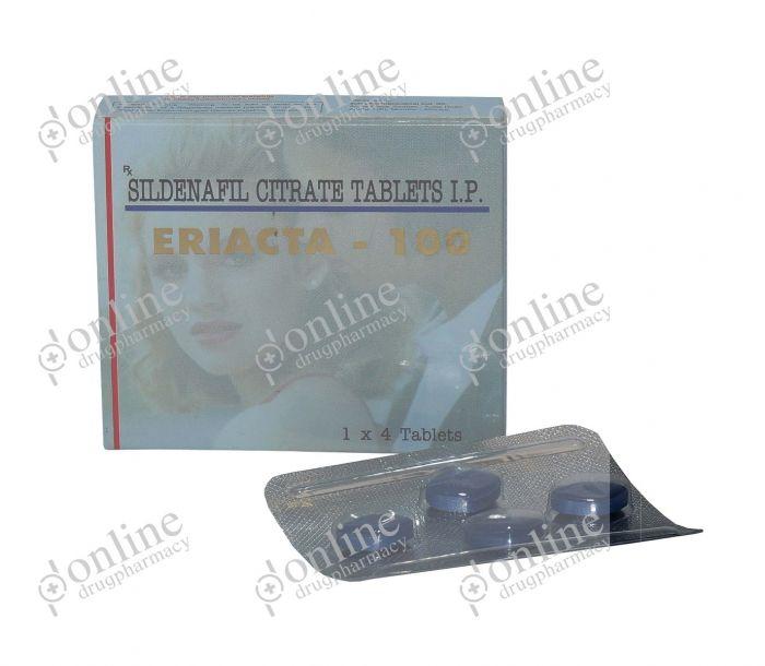 Eriacta 100 mg-Front-view