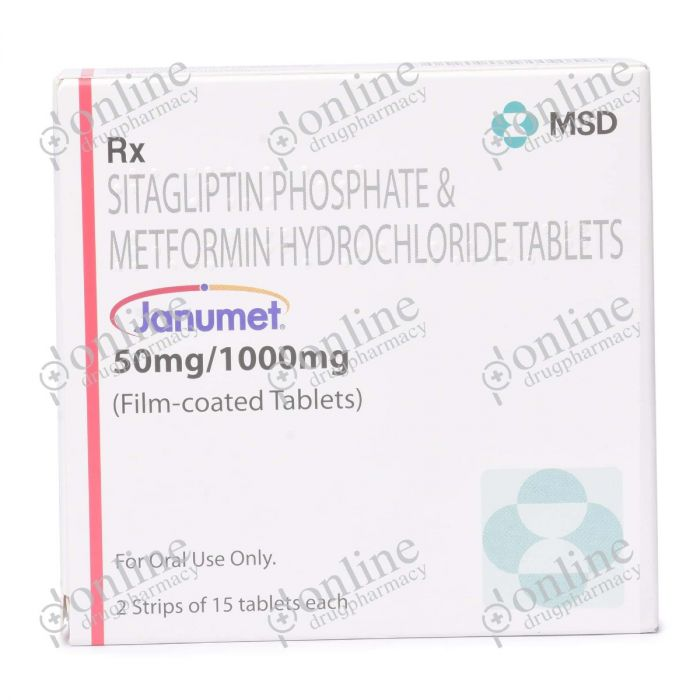 Janumet 1050 mg-Front-view