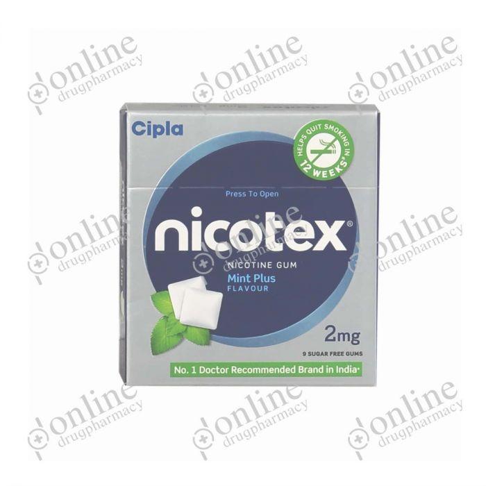 Nicotex - 2mg-Front-view