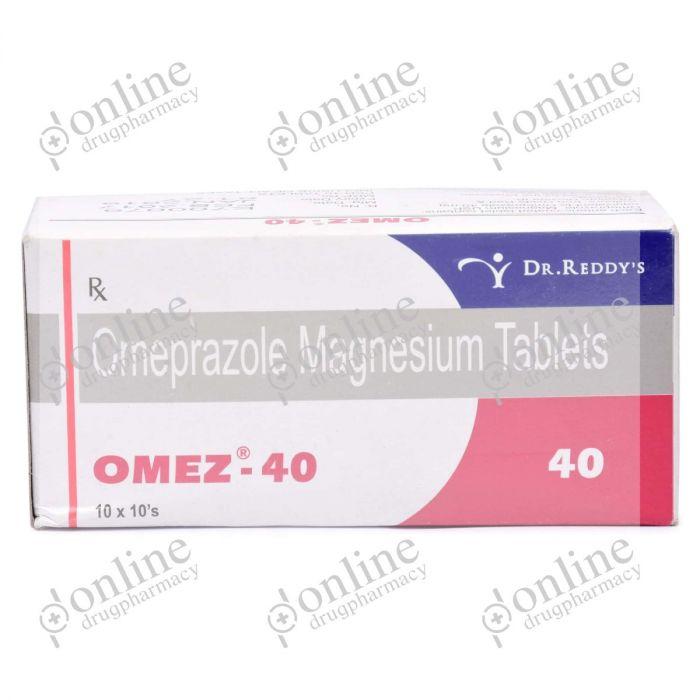 Omez 40 Mg Prilosec Omeprazole