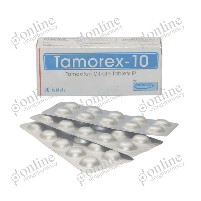 Tamorex 10 mg-Front-view