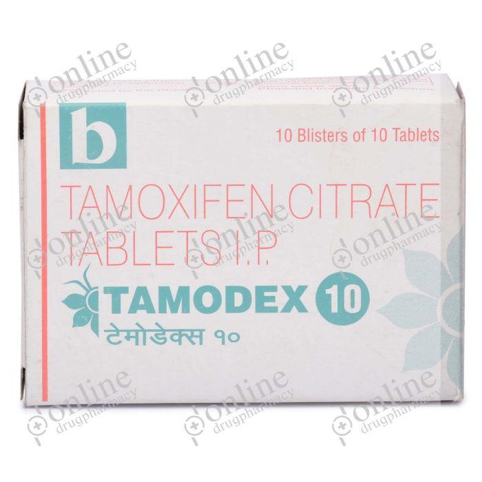 Tamoxifen 10 mg-Front-view