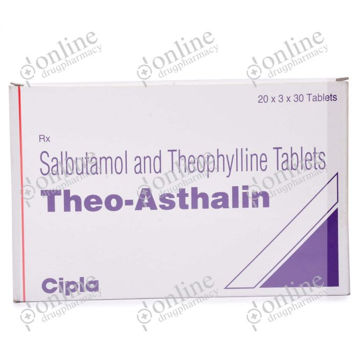 Theo Asthalin 102 mg-Front-view
