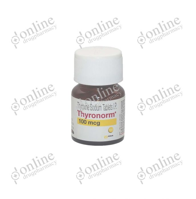 Thyronorm 100 mcg-Front-view