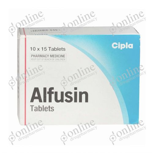 Alfusin 10 mg-Front-view