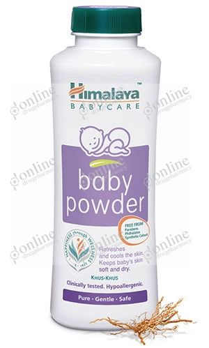 Baby Powder 100gm-front-view