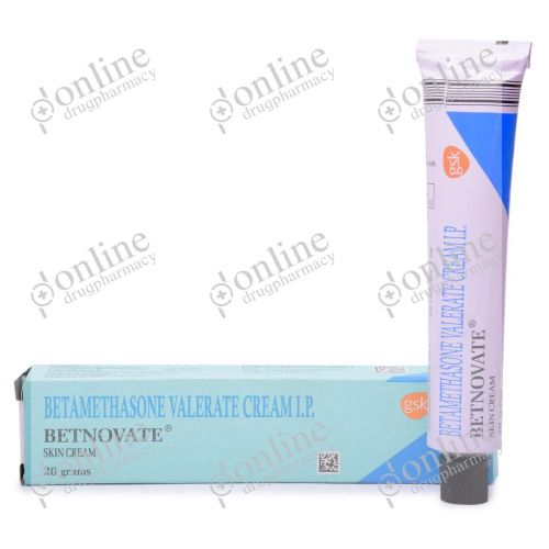 Betnovate Cream 0.10% 20 gm-Front-view