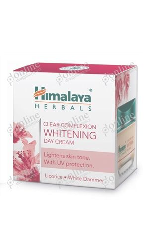 Clear Complexion Whitening Day Cream 50gm-front-view