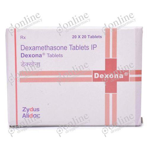 Dexona 0.5 mg-Front-view