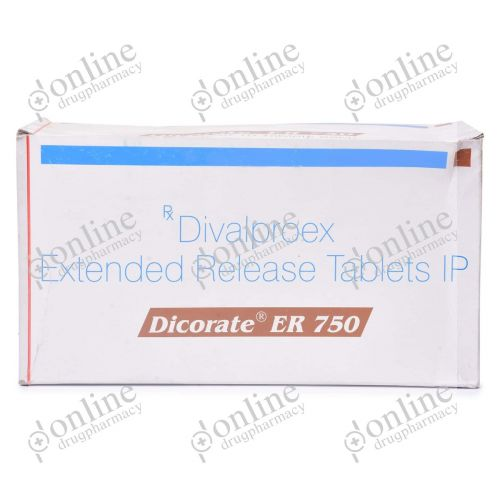 Dicorate ER 750 Mg-Front-view