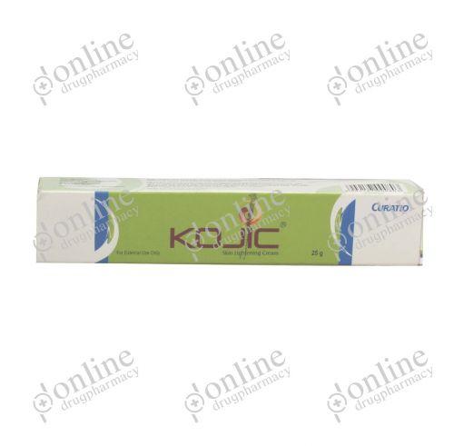 Kojic Cream - 25gm Cream-Front-view