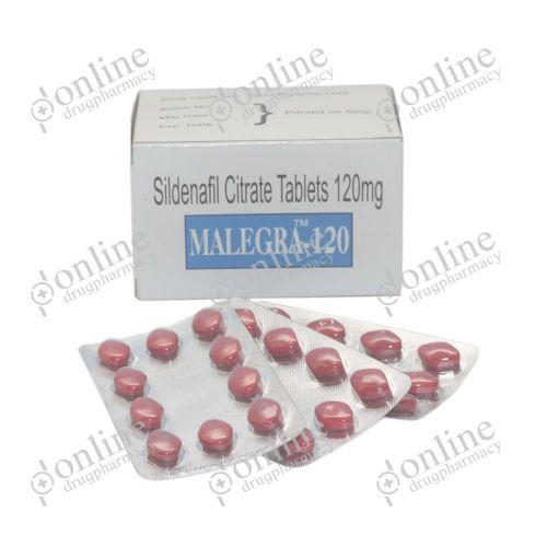 Malegra 120 mg-Front-view