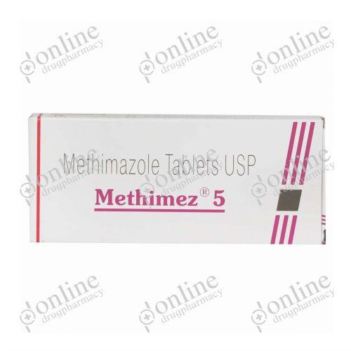 Methimez - 5mg-Front-view