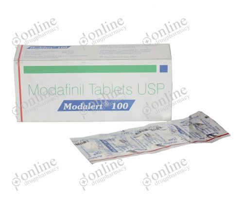 Modalert 100 mg-Front-view