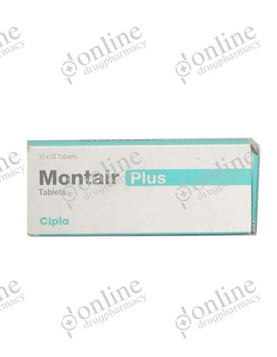 Montair Plus - 20mg-Front-view