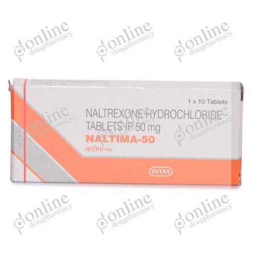 Naltima 50 mg-Front-view
