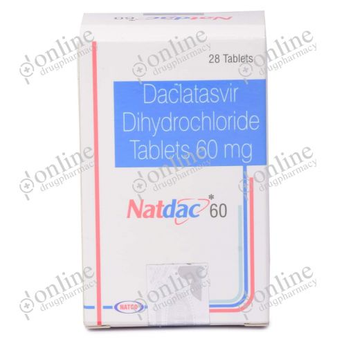 Natdac 60 mg-Front-view
