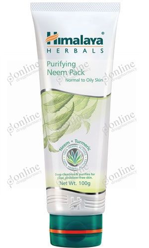 Purifying Neem Pack 50gm-front-view