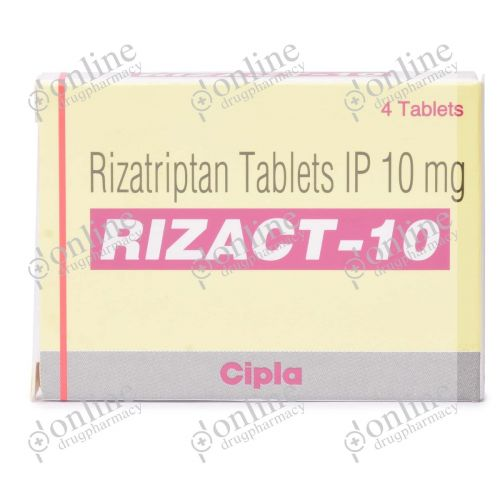 Rizact 10 mg-Front-view
