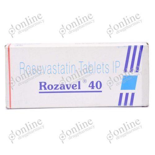 Rozavel 40 mg-Front-view