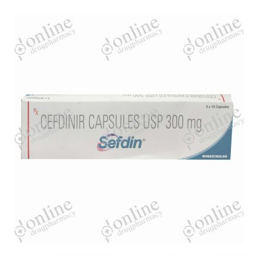 Sefdin - 300mg-Front-view